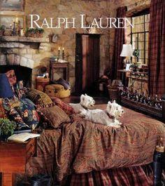 Ralph Lauren has great taste...he uses Westies in his ads