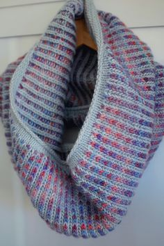 Brioche Cowl, from M