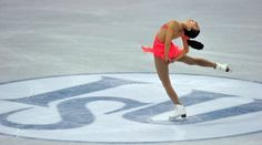 Japan's Mao Asada performs during her women's short program at the ISU Grand Prix of Figure Skating Final in Sochi on December 7, 2012.