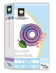 Cricut Accent Essentials