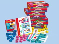 # Lakeshore Dream Classroom  Language Instant Learning Centers - Complete Set