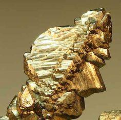 Marcassite, Komořany, Most, Ústí, Bohemia, Czech Republic. Brassy, cockscomb habit crystals to over 1.5cm.