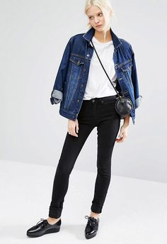 Picking out the perfect pair of jeans is no easy task, but when it comes to the latest drop of Cheap Monday's Tight range, the hard work's been done for you