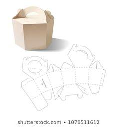 Afbeeldingen, stockfoto's en vectoren van Box Template Box Packaging Templates, Packaging Box, Paper Gift Box, Diy Gift Box, Cardboard Box Crafts, Paper Crafts, Cajas Silhouette Cameo, Minnie Mouse Birthday Decorations, Paper Box Template