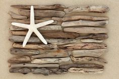 15 Ideas diy bathroom art drift wood for 2019 Diy Projects For Kids, Diy Wood Projects, Diy For Kids, Kids Crafts, Art Projects, Coastal Bathroom Decor, Bathroom Beach, Bathroom Art, Diy Wind Chimes