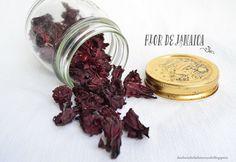 Receta frugal: Mermelada de flor de jamaica