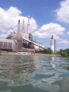 Image result for coal power plant wastewater