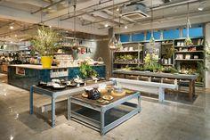 Todays Special Jiyugaoka by Schemata Architects Tokyo 04 Today's Special Jiyugaoka flagship store by Schemata Architects, Tokyo