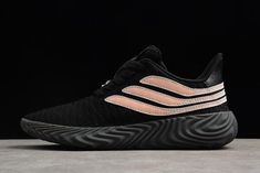 b1cdb278dd Best Womens adidas Sobakov Black Pink Shoes BB7674 Free Shipping Adidas  Samba, Pink Shoes,