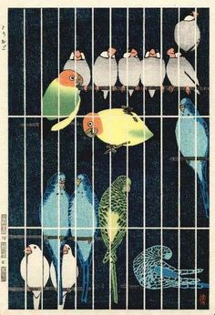 Shiro Kasamatsu. (Don't we all have one friend like the bird in the middle?)