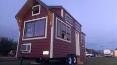 acadia-tiny-house-1 I've been watching this website www.TinyHouseSwoon.com for over a year now. They constantly add new Tiny Houses.  If you are interested in Tiny Houses....you will LOVE this site. #ValerieJTaylor