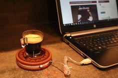 Le réchaud boisson portable Hot Mustard Cookie sur USB - Le blog de Testing-Girl