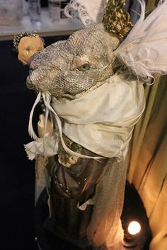 Faux Taxidermy, Rogues, Princess Zelda, Fictional Characters