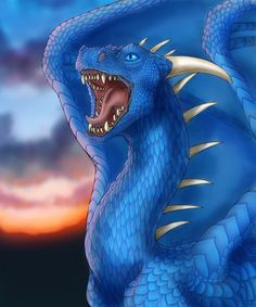 Saphira by Cynderheart on DeviantArt