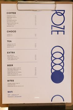 Cafe Menu Design, Bar Restaurant Design, Cafe Interior Design, Logo Restaurant, Cover Design, Design Café, Graph Design, Coffee Shop Menu, Coffee Shop Design