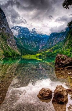 `Berchtesgaden National Park, Germany