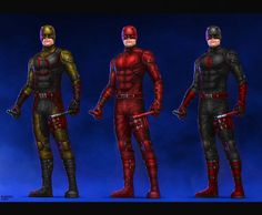 Daredevil, Deadpool, Batman, Comic Books, Marvel, Superhero, Comics, Suit, Fictional Characters