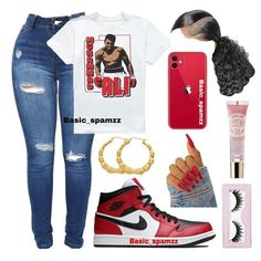 Cute Outfits With Jeans, Cute Lazy Outfits, Swag Outfits For Girls, Cute Outfits For School, Teenage Girl Outfits, Cute Swag Outfits, Teenager Outfits, Dope Outfits, Teen Fashion Outfits