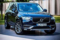 Novo Volvo XC90 tem recall por problema no ar-condiconado. Leia mais