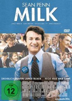 Milk  2008 USA      Jetzt bei Amazon Kaufen Jetzt als Blu-ray oder DVD bei Amazon.de bestellen  IMDB Rating 7,7 (83.387)  Darsteller: Sean Penn, Emile Hirsch, Josh Brolin, Diego Luna, James Franco,  Genre: Biography, Drama, History,  FSK: 12