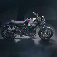 Ottonero Cafe Racer: R NineT # Valvoline / Workhorse Speedshop