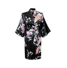 Kimono Style Robes