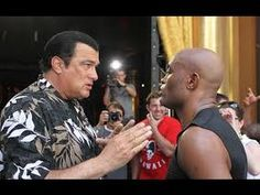 Difference between Karate And Aikido by Steven Seagal - YouTube