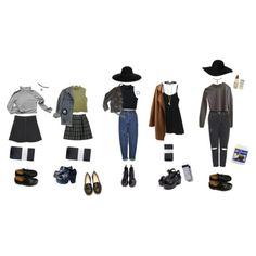 School outfits #1 by koolaid-kid