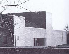 Aldo van Eyck > Roman Catholic Church. The Hague, 1964-69