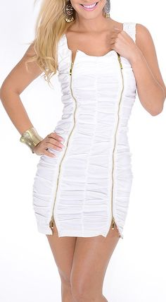 30bd976608 Always Be True (White)-Great Glam is the web s best online shop for