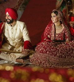 Sikh Wedding, Buddha, Brides, Victorian, Statue, Weddings, Photography, Dresses, Fashion