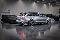 730 Hp : Audi RS6-R by ABT - Hypercars - Le sommet de l'automobile.