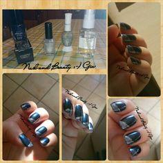 Night blue - https://nailandbeautygiu.wordpress.com/2015/01/07/night-blue/