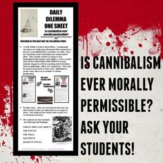 Daily Dilemma #1 Use real court cases to get your students thinking about morality, ethics, justice, and law. $