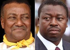 TOGOLESE OPPOSITION MOVE AGAINST THE PRESIDENT