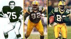 Three Packers named to Super Bowl 50 Golden Team, Green Bay  #Cheeseheads #GreenBay [Follow WisconsinHouses for more local pins]