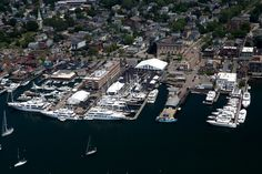 Newport Charter Yacht Show 2012 (Photo Credit Billy Black)