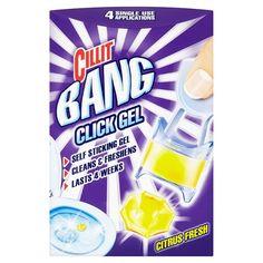 Cillit Bang Click gel citrus