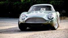 1961 Aston Martin DB4GT Zagato Sanction II