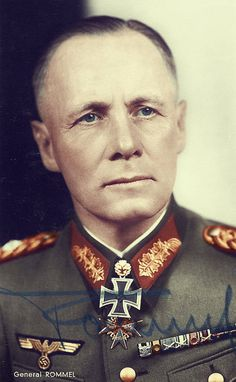 Field Marshal Erwin Rommel by KraljAleksandar.deviantart.com on @deviantART