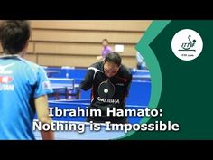 Incredible Talent of Ibrahim Hamato Ping Pong Player with no Arms | Your Great Places