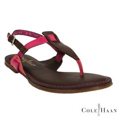 Cole Haan Bridget Color Block Thong Sandal  Defiantly need them cause they are named after me!!