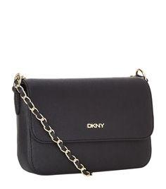DKNY Small Metallic Bryant Park Cross Body Bag   Harrods