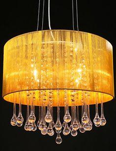 qiuxi High-end fashion Interior Ceiling lamp Drum Pendant... https://www.amazon.com/dp/B01KI6ROIG/ref=cm_sw_r_pi_dp_x_Yj2vybTVPFPJ5