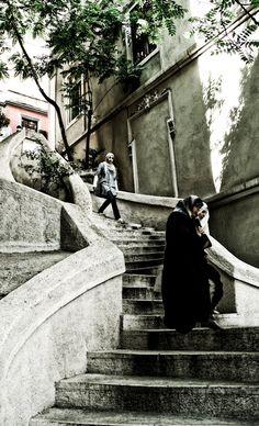 Kamondo Stairs, Istanbul