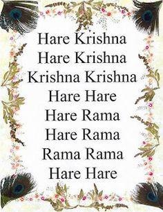 "Glory of Maha mantra | In maha mantra their is 4 Krishna names and 4 Rama names. as per to the holy scripters one Rama is equal to thousand names of Vishnu and 3 names of Rama is equal to 1 name of Krishna. Sri Rama Rama Rameti, Rame Rame Manorame; Sahasrenama tattulyam, Rama Nama Varanane. ( Brihad-vishnu-sahasranama-stotra ) sahasra-namnam punyanam, trir-avrttya tu yat phalam; ekavrttya tu krsnasya, namaikam tat prayacchati. (Brahmānda Purana) ""The pious results (punya) achieved by…"
