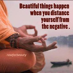 Distance from Negative