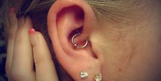 A special type of ear piercing has been circling in the press and social media as a potential migraine treatment. But does it really work? Here's what you need to know about daith piercing for migraines...