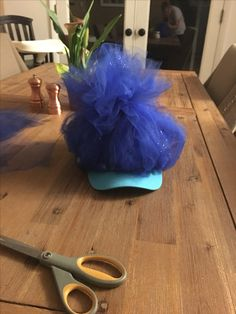Boy Troll hat for a birthday party