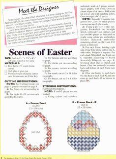 SCENES OF EASTER 2